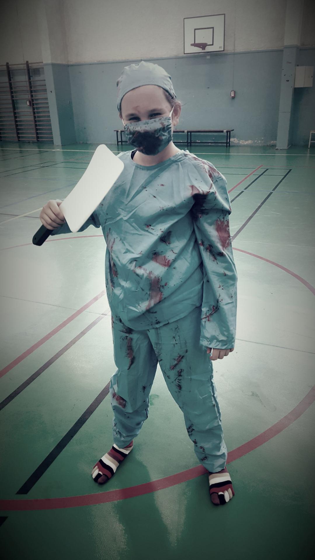 Chirurgienne tueuse en série Lucie